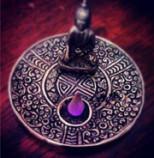 Shen-Men-Feng-Shui-statue-incense-purple-sacred-space